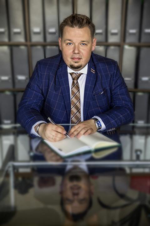 Bartosz Grube - Adwokat, właściciel