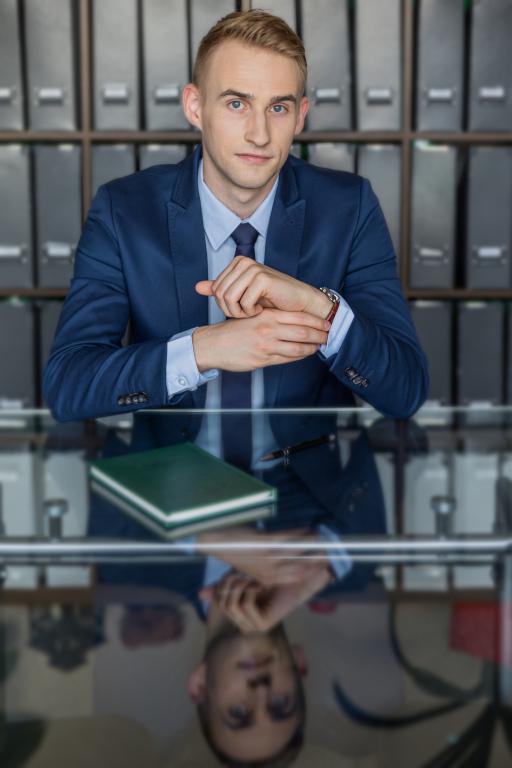 Jakub Nowosielski - Aplikant adwokacki